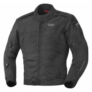Текстильная куртка IXS Randell черная p.S
