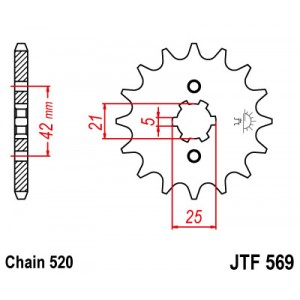JTF 569.13 Звезда
