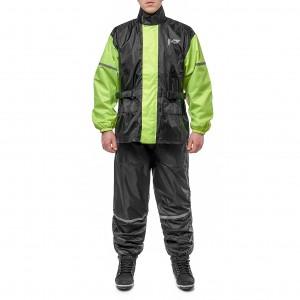Дождевик WET DOG куртка+штаны черный р.XS