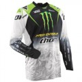 Джерси Thor Monster Energy Pro Circuit Black-White p.M
