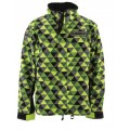 Куртка Снегоходная SLEDNECKS DestroyerJacket-Limon Print p.XL
