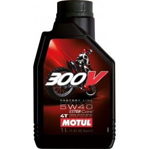 Motul 300V 4T OFF ROAD 5W-40 1л