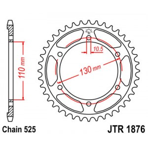 JTR 1876.45 Звезда