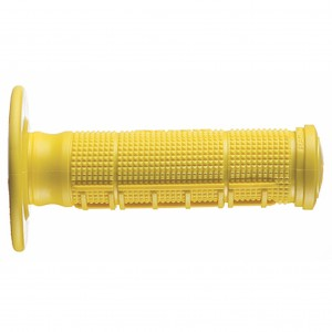 Ariete, 02621/A-N, Ручки руля кроссовые Half Waffle желтые