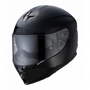 Шлем IXS HX 1100 черный глянец p.S