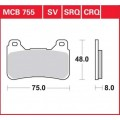 Колодки передние - CBR1000RR