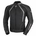 Текстильная куртка AGVSPORT Solare2, черная р. L