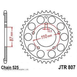 JTR 807.47 Звезда