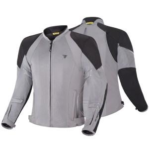 Текстильная куртка SHIMA JET MEN JACKET GREY p.L