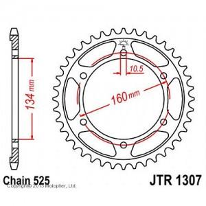 JTR 1307.42 Звезда