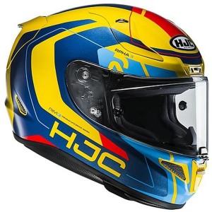 Шлем HJC RPHA 11 CHAKRI MC23 p.L