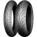 Мотошина Michelin Pilot Road 4 R17 190/50 73 W TL Задняя (Rear)