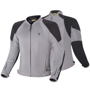 Текстильная куртка SHIMA JET MEN JACKET GREY p.S