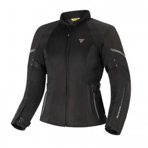 Текстильная женская куртка SHIMA JET LADY JACKET BLACK p.XS