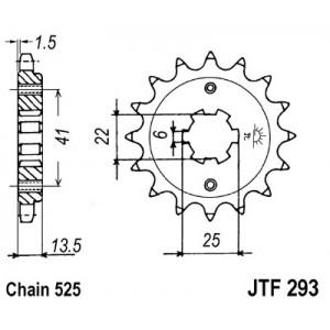 JTF 293.15 Звезда