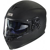 Шлем IXS HX 1100 черный матовый p.S
