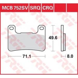 Колодки передние - GSXR1000