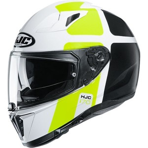 Шлем HJC i 70 PRIKA MC4H p.L