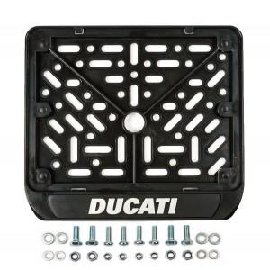 Рамка для номера мотоцикла нового образца DUCATI