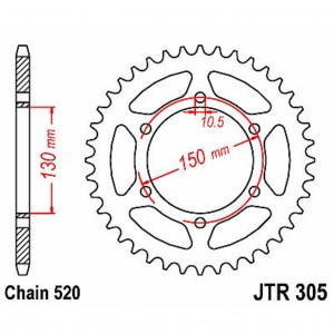 JTR 305.46 звезда