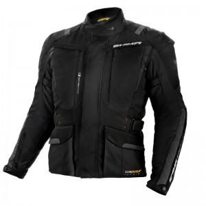 Текстильная куртка SHIMA HERO JACKET BLACK p.M