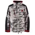 Куртка Снегоходная SLEDNECKS Burandt 3 Layer Jacket-Camo p.M