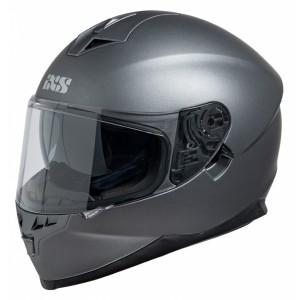 Шлем IXS HX 1100 титан  p.M