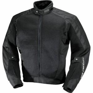Текстильная куртка IXS AIRMESH Evo 2, черный, 2XL
