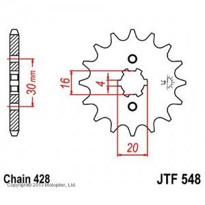 JTF 548.14 Звезда