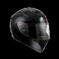 Шлем AGV K3 черный глянец p.MS