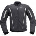 Текстильная куртка AGVSPORT City антрацит p.L