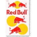 Наклейка RED BULL 1