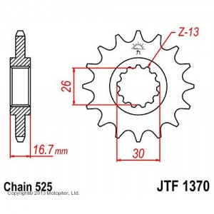 JTF 1370.16 Звезда