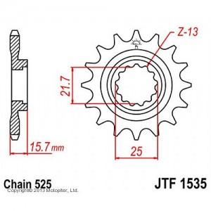 JTF 1535.15 Звезда