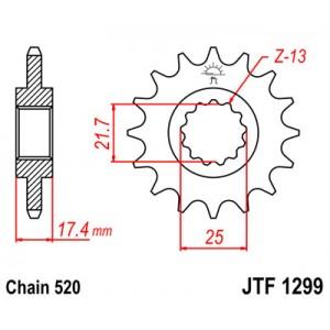 JTF 1299.14 Звезда