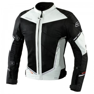 Текстильная куртка женская Ozone JET II светло черный р.М