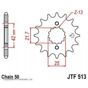 JTF 513.16 Звезда