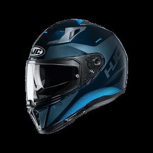 Шлем HJC i 70 TAS MC2 p.L