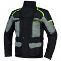Текстильная куртка REBELHORN CUBBY IV gray black fluo yellow p.L