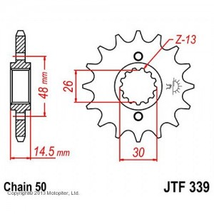 JTF 339.15 Звезда