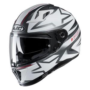 Шлем HJC i 70 CRAVIA MC10SF p.M