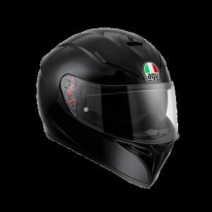 Шлем AGV K3 черный глянец p.L
