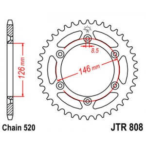 JTR 808.44 Звезда