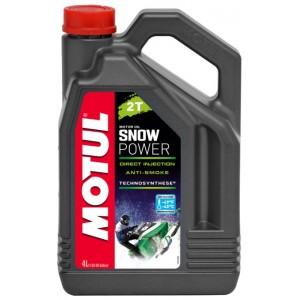 Motul Snowpower 2T 4л