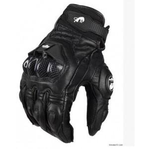 Перчатки кожаные черные FURYGAN, L