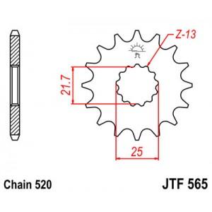 JTF 565.14 Звезда
