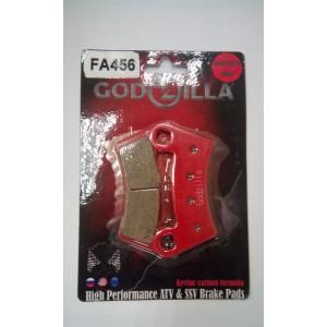Колодки FA456