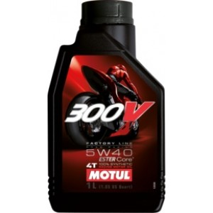Motul 300V 4T FL Road Racing 5W-40 1л