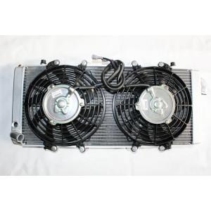 Радиатор жидкостного охлаждения с эл.вентилятором, в сборе Stels UTV 800V DOMINATOR