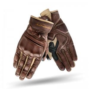 Перчатки SHIMA AVIATOR BROWN p.XL